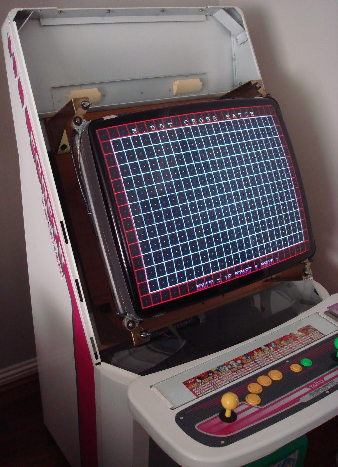 Une borne d 39 arcade maison 13 - Borne d arcade maison ...