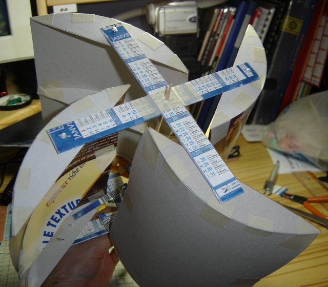 Une olienne axe vertical - Fabriquer son eolienne ...