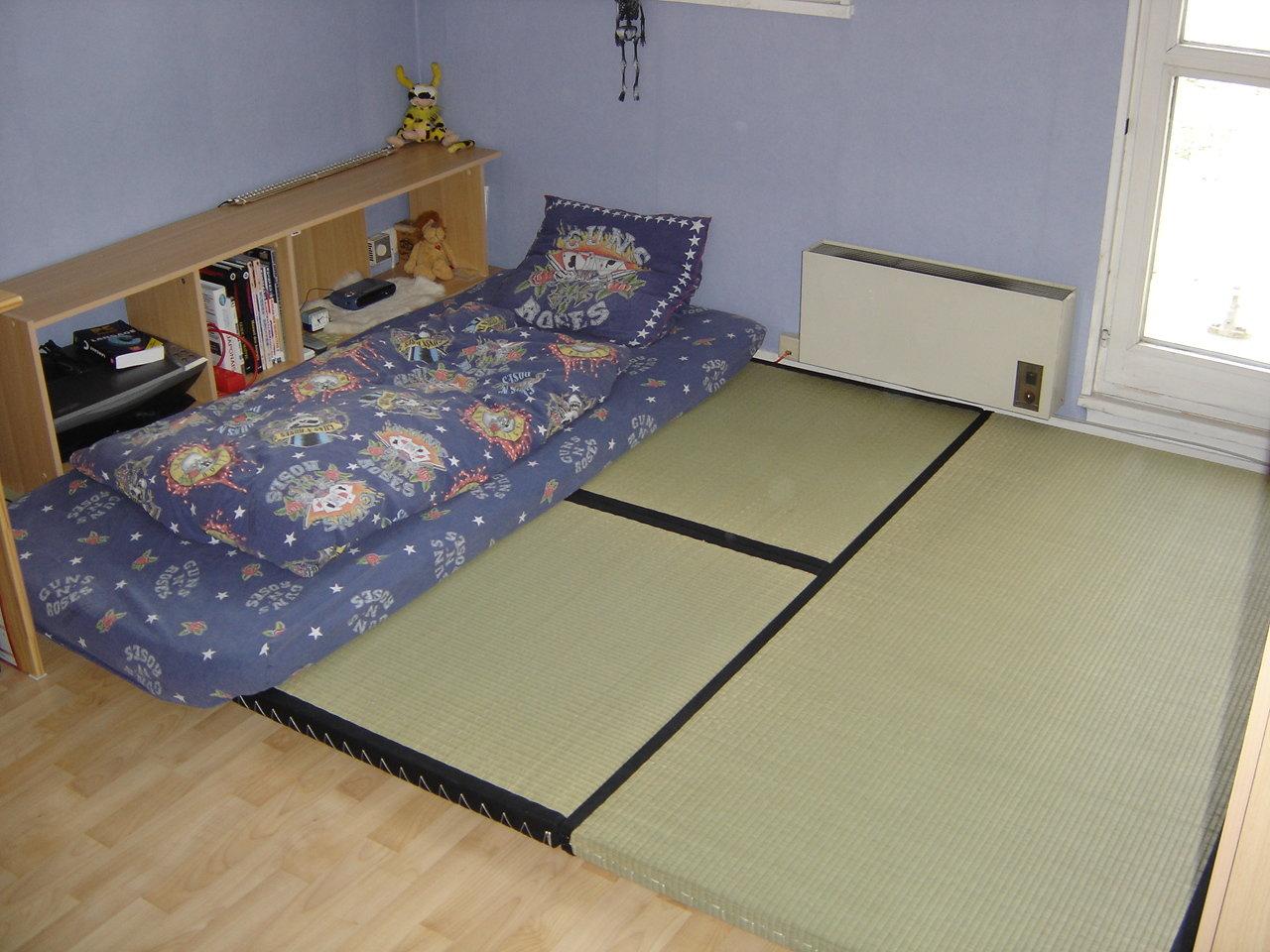 tatamis pas cher. Black Bedroom Furniture Sets. Home Design Ideas